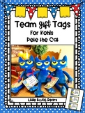 Back to School Team Gift Labels for Pete the Cat from Kohl's