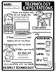 Back to School Technology Rules & Prodecures