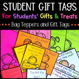 Back-to-School Thank You Gift Tags and Cards