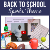 """Back to School:  FIVE days of Middle School plans to """"Go Pro""""!"""