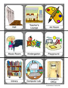 Back to School Activity The Mystery of the Back to School Blues Whole Class Game