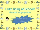 Back to School Thematic Language Unit