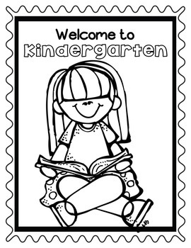 Color By Number Coloring Pages Back To School Theme Pre K 1st