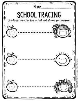 graphic relating to Back to School Printable Worksheets identified as Back again in the direction of University Topic Printable Worksheets