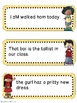 Back to School Editing Sentences: Second Grade, Capitalization, Punctuation