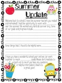 Back to School Therapy Update