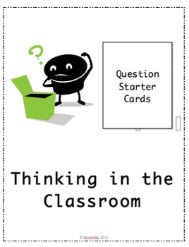 Back to School - Thinking and Questioning Multi File Pack