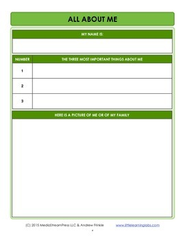 Back to School Toolkit - Over 50 Useful Classroom Forms, Lesson Plans and more