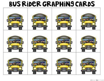 Back to School Transportation Graph {TEKS Alinged}