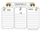 Back to School Transportation List