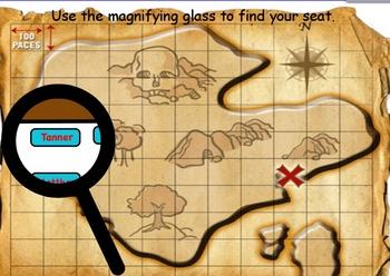 Back to School Treasure Hunt