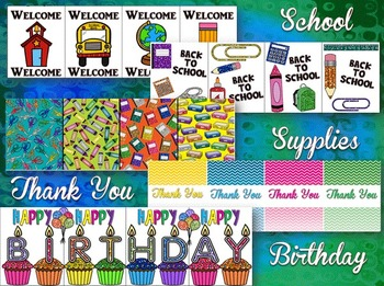 Back to School Treat Boxes for Teachers