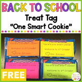Back to School Treat - Smart Cookie