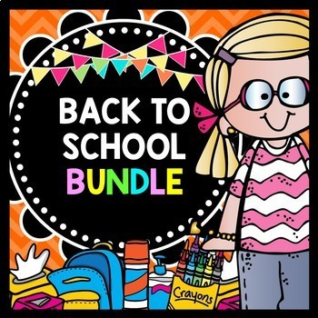 Back to School Bundle - Life Skills - Special Education - Math - Reading