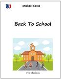 Back to School Unit (85)