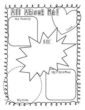 Back to School MEGA Unit {Kindergarten - 2nd Grade}