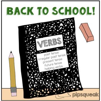 Back to School- Verbs!