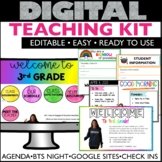 Back to School Virtual Distance Learning KIT