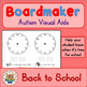 Back to School Visual Aids Bundle - Boardmaker / Autism /