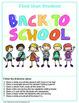 Back to School Visual Perceptual Puzzles