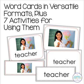 Back to School Vocabulary