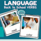 Back to School Vocabulary for Life Skills (moderate to severe) Speech Therapy