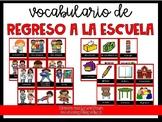 Back to School Vocabulary in Spanish (Freebie)