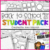 Back to School - WELCOME BACK SUPER PACK!
