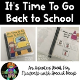 """Back to School """"WH"""" Comprehension Book"""