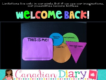 Back to School - Welcome Back Cone