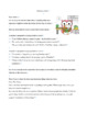 Back-to-School Welcome Back Letter (editable)