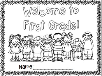 Back to School: Welcome Back Pack Freebie