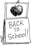 Back to School Welcome Letter to Students for Open House