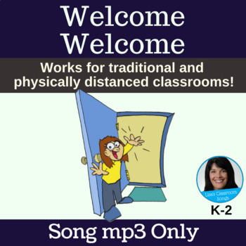 "Back to School | ""Welcome, Welcome"" by Lisa Gillam 