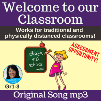 "Back to School | ""Welcome to our Classroom"" by Lisa Gillam 