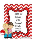 Back to School With Second Grade