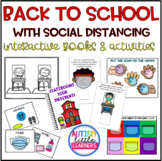 Back to School With Social Distancing - Interactive Books