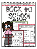 "Back to School With a Story!: ""Chrysanthemum"" Extension Activities"