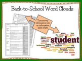 Word Cloud Generator- Wordle Activity