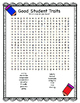 Back to School Word Searches (FREEBIE!)