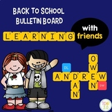 Learning With Friends Bulletin Board