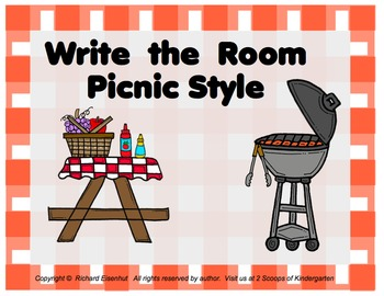 Write the Room Picnic Style