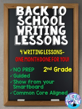 Back to School (Writing)