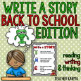 Back to School Writing Centers: Idea Development for BME Beginning Middle End