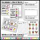 Back to School Writing Center and Activity Packet