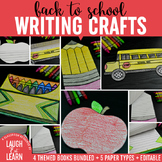 Back to School Writing Crafts