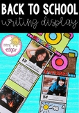 Back to School | Writing Display | Recount