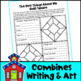 Back to School Writing Prompts Quilt - All About Me Activity, Classroom Rules