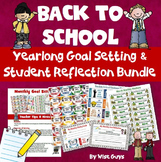 Back to School Goal Setting Bundle