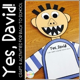 Back to School Yes David Activities for Promoting Positive Behavior